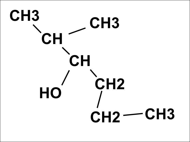 Comment nomme-t-on cette molécule ?