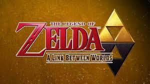 The Legend of Zelda - A Link Between Worlds