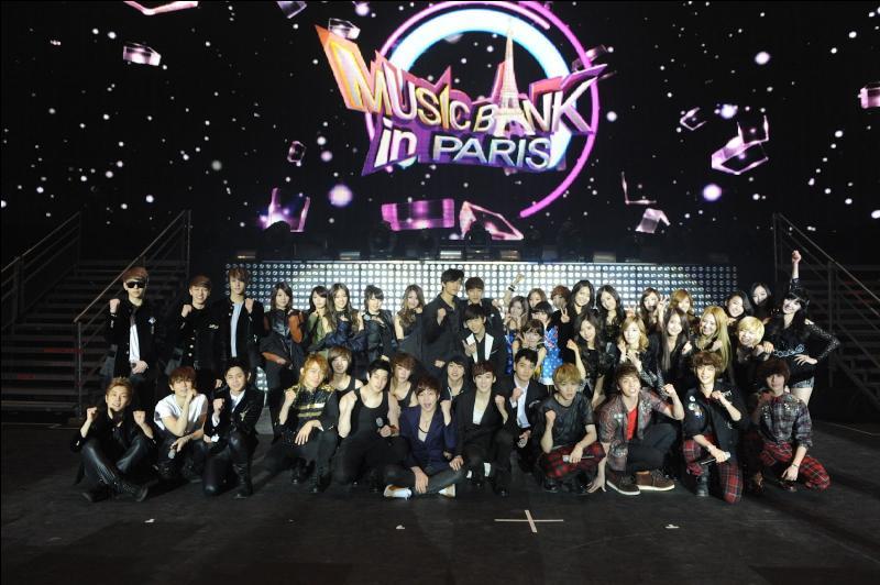 Kevin (U-Kiss) et Junhyung (B2ST) ont été dans la même agence avant de rejoindre leurs agences actuelles.