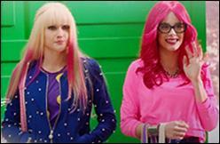 Qui sont Fausta et Roxy ?