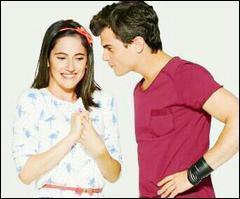Qui sait au fur et à mesure pour Diego et Francesca ?