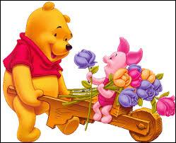 Qui porte les fleurs ?