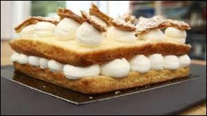 Comment s'appelle ce gâteau ?
