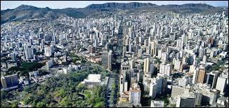 Quelle ville est la capitale de l'Etat brésilien du Minas Gerais ?