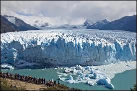 Quel est le nom de ce glacier argentin connu pour être le plus vaste au monde ?