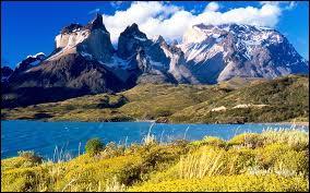 Quel parc national de Patagonie chilienne est représenté sur cette photo ?