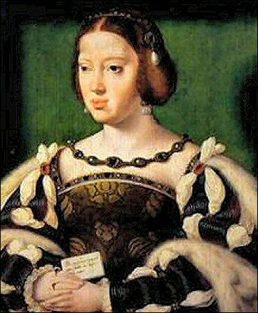 XIIe siècle. Reine de France puis reine d'Angleterre. Richard Cœur de Lion !