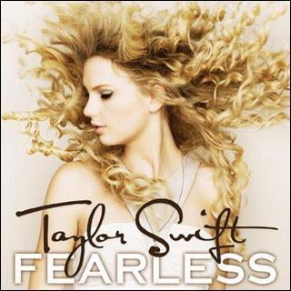 De quelle artiste est l'album ''Fearless'' ?