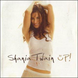 De quelle artiste est l'album ''Up!'' ?