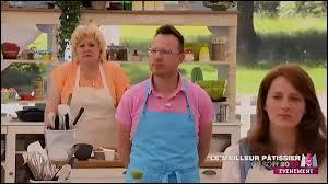 Qui a été sacré le meilleur pâtissier la première semaine ?