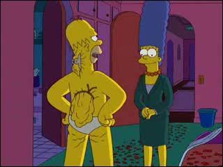Où Homer et Marge se sont-ils rencontrés pour la première fois ?