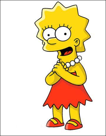 De qui Lisa n'est-elle jamais tombée amoureuse ?