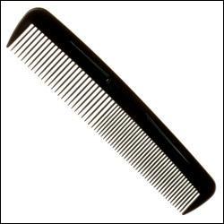 Cousin de la brosse à cheveux, je suis...