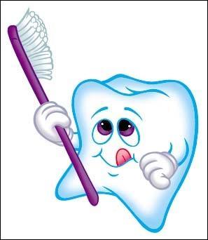 Je m'occupe de vos dents !