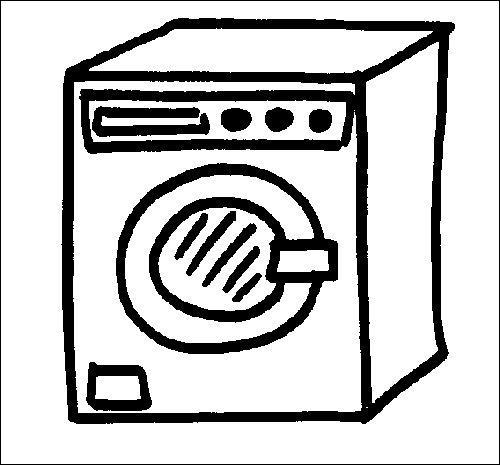 Je lave vos habits et autres, je suis...