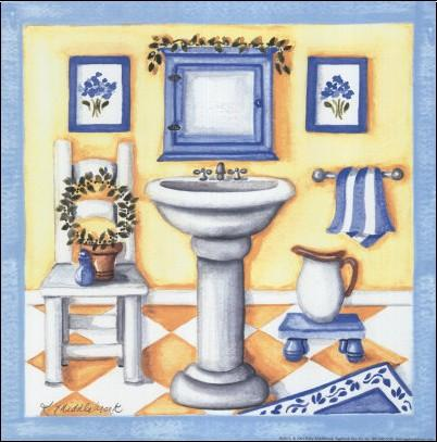 Quizz objet de la salle de bain quiz culture g n rale - Objet de salle de bain ...