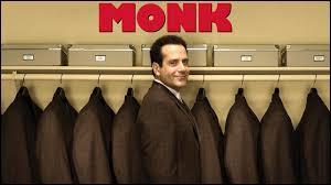 Quel est le métier de Monk ?