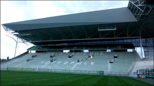 De quel nom le stade Geoffroy-Guichard a-t-il été surnommé ?