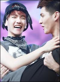 Qui sont ces membres d'EXO ?