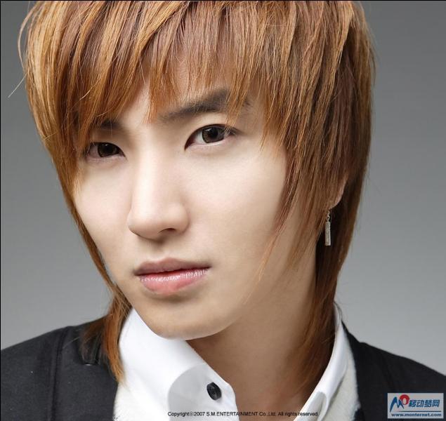 Qui est ce membre des Super Junior ?