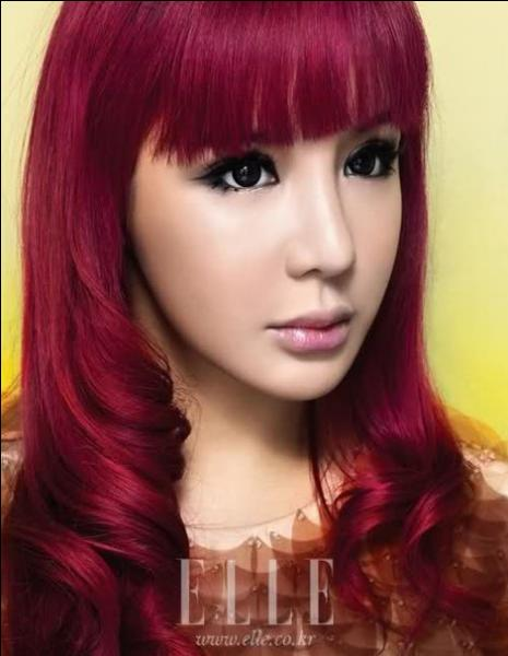 Qui est cette chanteuse de YG ?