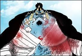 Le prince s'est rendu compte de la supercherie. Qu'a-t-il fait à Jinbei ?