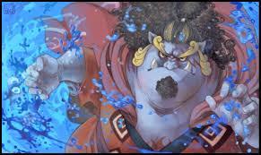 One Piece en délire (3) : les amoureux de Jinbei