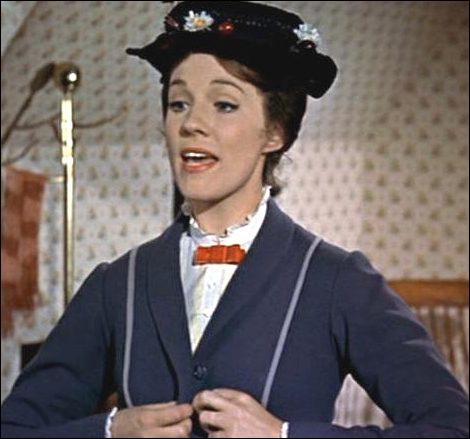 Selon Mary Poppins, qu'est-ce qui aide la médecine à couler ?