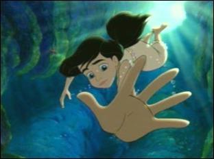 """Quelle mélodie reprend Ariel durant la chanson ce """"Grand moment"""" tiré de """"La petite sirène 2"""" ?"""