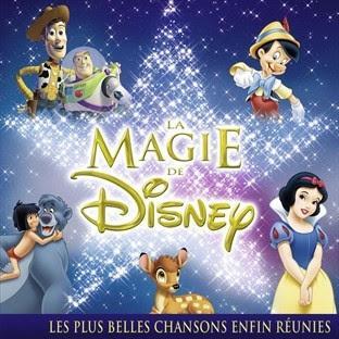 Chansons Disney