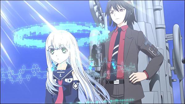 Nous retrouvons donc Chihaya Gunzo et son navire de guerre, qui a pour modèle mental Iona. Mais quel est le vrai nom d'Iona ?