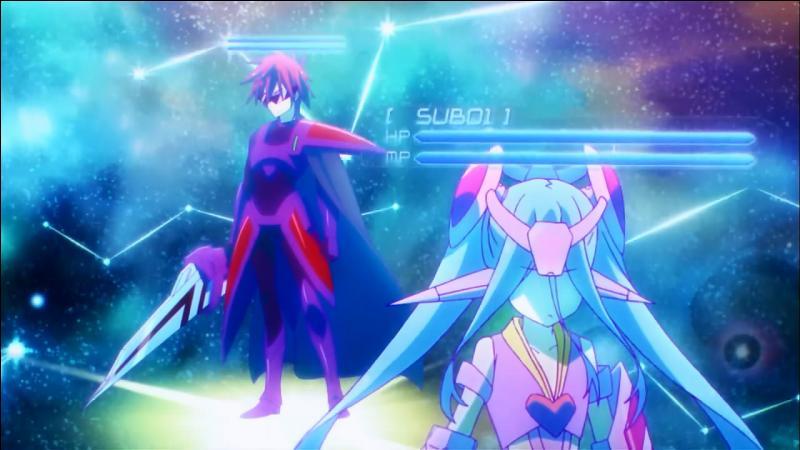 Le frère et la sœur Sora et Shiro sont imbattables dans tous les jeux en ligne auxquels ils jouent. Ils utilisent toujours le même pseudo pour chaque jeu. Quel est-il ?