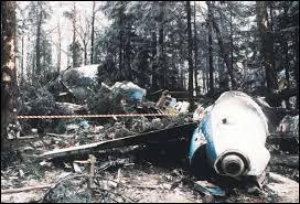 En quelle année a eu lieu le crash du Mont-Sainte-Odile ?