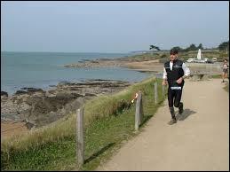 Comment appelle-t-on la côte qui s'étend de l'estuaire de la Loire au nord au marais breton au sud ?
