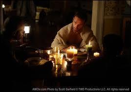 """Quand Rick découvre la maison où Morgan et Duane se sont installés, il dit : """"Cette maison, c'est celle de…"""""""