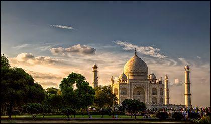 Dans quel état indien se situe cette merveille ?