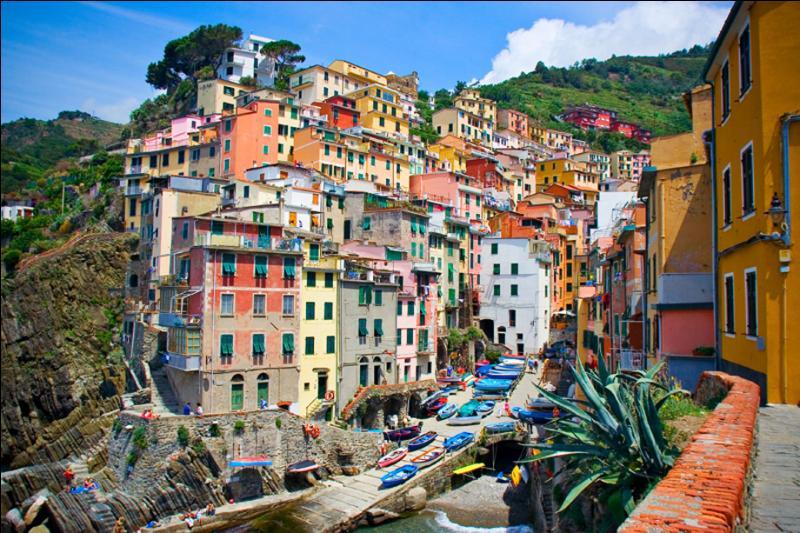 Quizz l 39 europe et ses plus beaux sites quiz europe for Hotels 5 terres italie