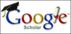"""Qu'est-ce que """"Google Scholar"""""""