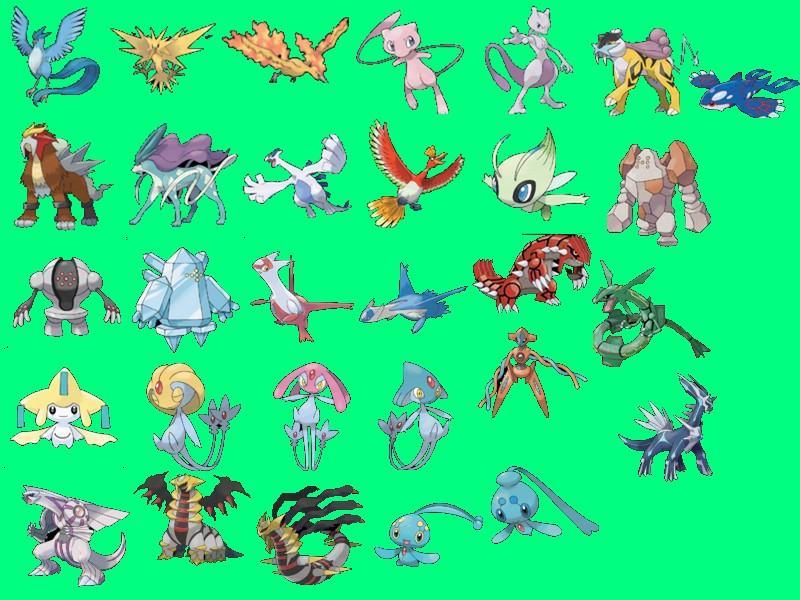 quizz les pok233mon l233gendaires 1 quiz pokemon