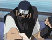 Comment se nomme l'adversaire de Sasuke lors de l'examen Chunnin ?