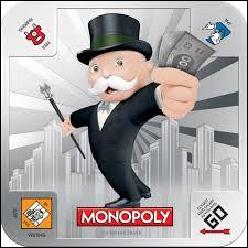 Le Monopoly c'est :