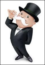 Tout monde l'appelle Monsieur Monopoly, mais comment s'appelle-t-il ?