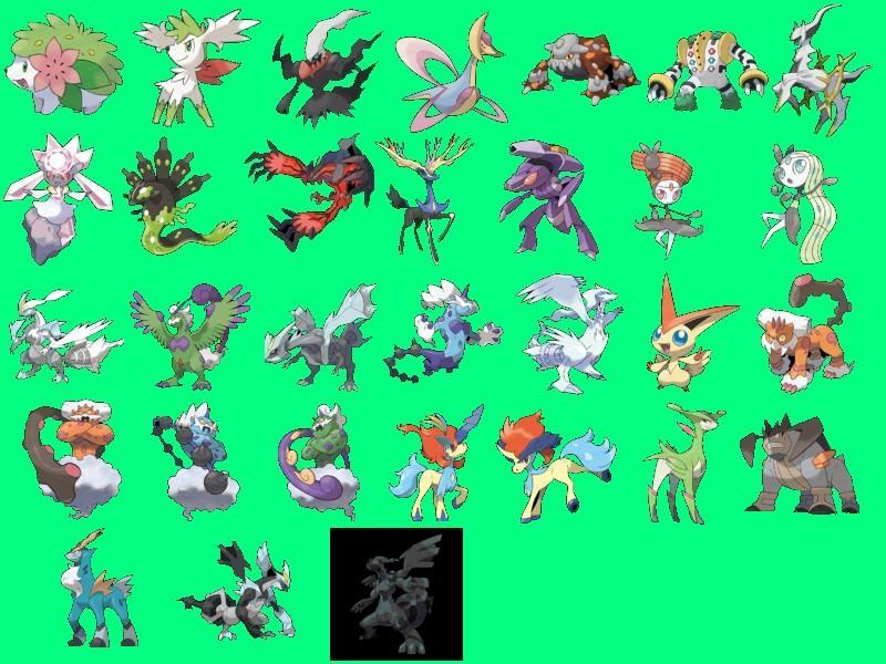 Quizz les pok mon l gendaires 2 quiz pokemon - Pokemon legendaire blanc 2 ...
