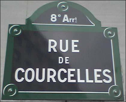 Quels furent les deux grands écrivains qui vécurent rue de Courcelles, l'un à la recherche du temps perdu, l'autre dans la maison de Claudine ?