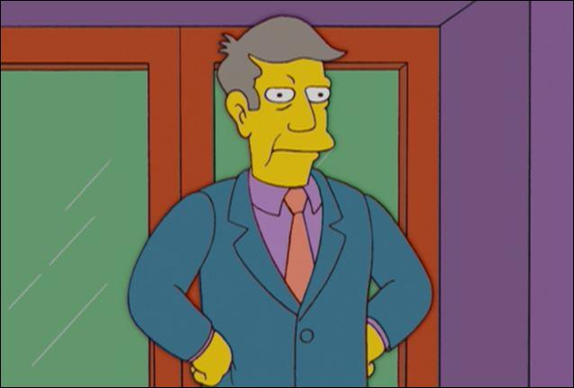 A quoi Skinner est-il allergique ?