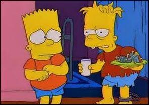 Comment s'appelle le frère de Bart ?