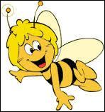 Quel ami de la petite Maya l'abeille est un escargot ?