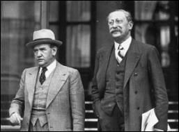 Quel chef du gouvernement français (président du Conseil) a pris la décision de déclarer la guerre à l'Allemagne, conjointement avec le Royaume-Uni ?