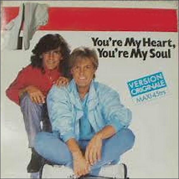 Quel est le nom de ce duo des années 80 ? Indice : langage moderne.