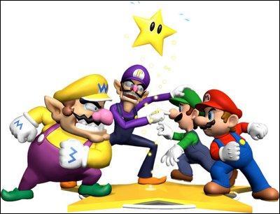 Qui est le cousin de Mario ?